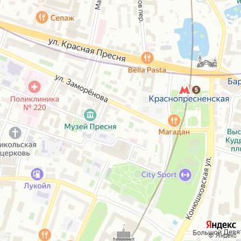 Почта с индексом 123376 на Яндекс.Картах