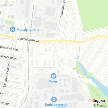 Почта с индексом 142111 на Яндекс.Картах