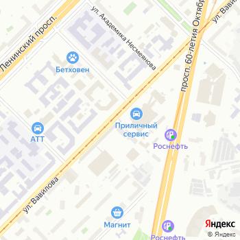 АКАДЕМАВТОТРАНС на Яндекс.Картах