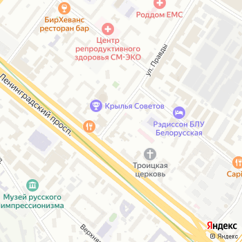 Европейский центр эстетической медицины и снижения веса на Яндекс.Картах