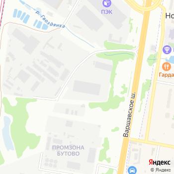 АРВ на Яндекс.Картах