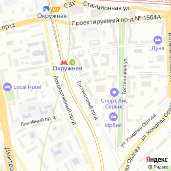 ФлерАвто на Яндекс.Картах