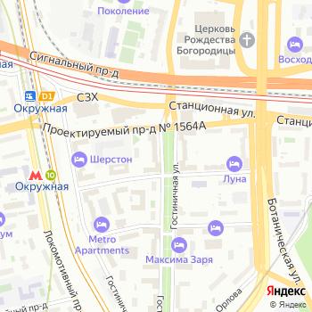Аладдин-Системс на Яндекс.Картах