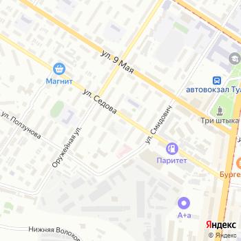 Концерт на Яндекс.Картах