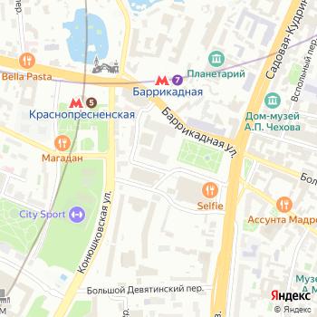 Почта с индексом 123242 на Яндекс.Картах