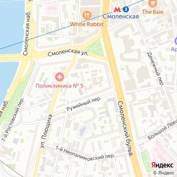 Сибор на Яндекс.Картах
