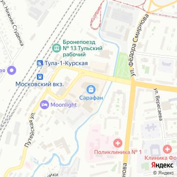 Primavera на Яндекс.Картах