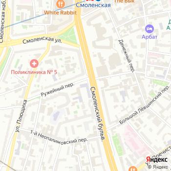 Спецстрой на Яндекс.Картах