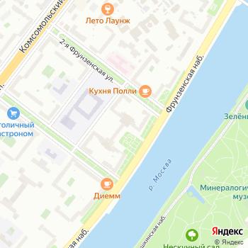 Хамовническая межрайонная прокуратура на Яндекс.Картах