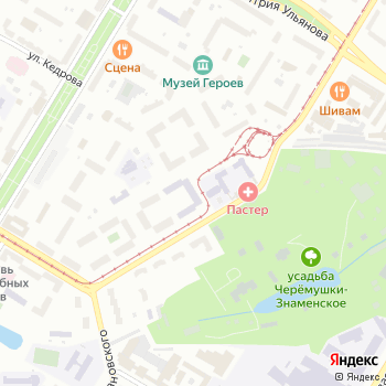 Трансхимэкспорт на Яндекс.Картах
