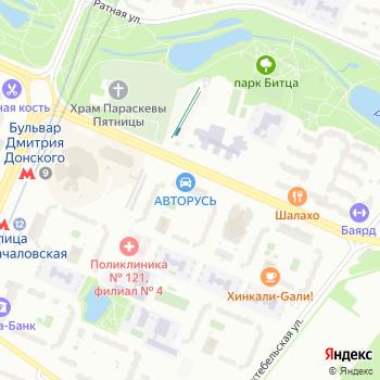 Мастерская по ремонту одежды и обуви на Яндекс.Картах