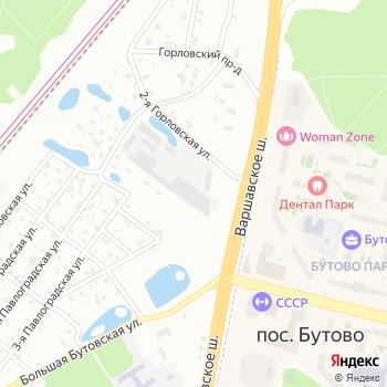 МЕЗАКОМ на Яндекс.Картах