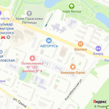 Центр социального обслуживания района Северное Бутово на Яндекс.Картах