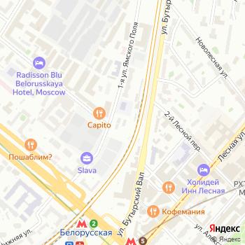 Детская инфекционная больница №12 на Яндекс.Картах
