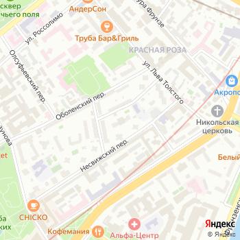 Хамелеон на Яндекс.Картах