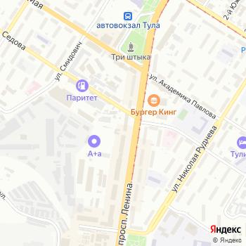 Магазин нижнего белья на Яндекс.Картах