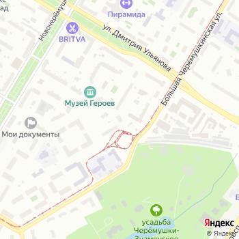 СК сервис на Яндекс.Картах