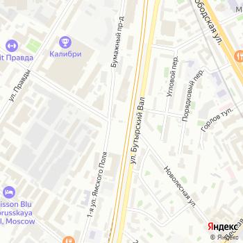 АЗС ЕКА на Яндекс.Картах