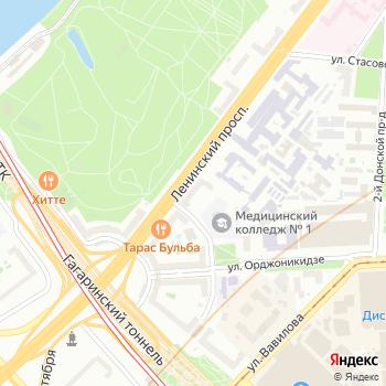 Хелен Баден на Яндекс.Картах