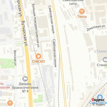 Magelan на Яндекс.Картах