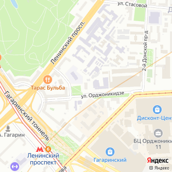Урожайная грядка на Яндекс.Картах