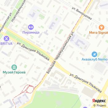 СНВ на Яндекс.Картах