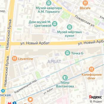 Поддержка президентских программ по делам инвалидов на Яндекс.Картах