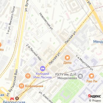 КАРАТ-турс на Яндекс.Картах