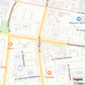 АКБ Инвестбанк на Яндекс.Картах