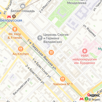 Старый Двор на Яндекс.Картах