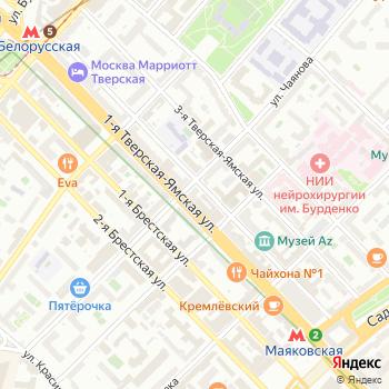 Ассоциация художников графических искусств на Яндекс.Картах