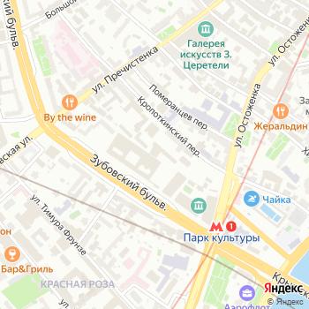 ПРАЙМ на Яндекс.Картах