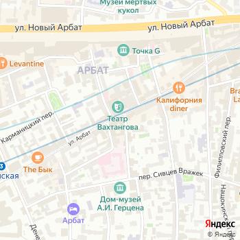 ЭкспоЛеди на Яндекс.Картах