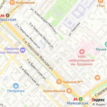 Дамское счастье на Яндекс.Картах
