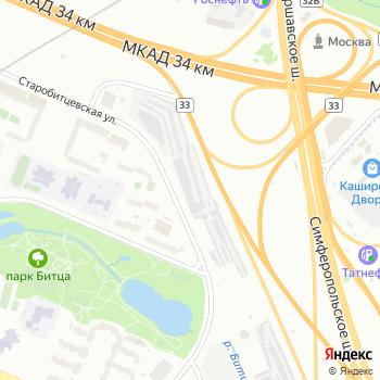Рота аква на Яндекс.Картах