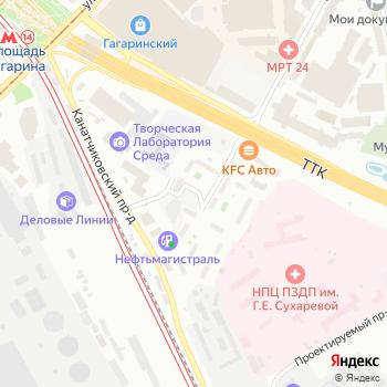 Сауна на Ленинском на Яндекс.Картах