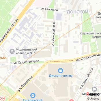 Кристалл Души на Яндекс.Картах
