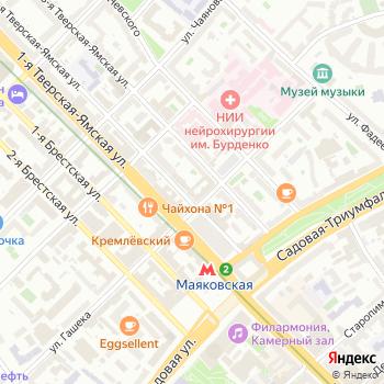 Импульс на Яндекс.Картах