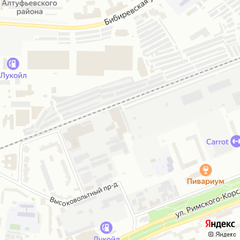 ADVcreative на Яндекс.Картах