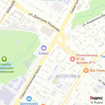НИКО на Яндекс.Картах