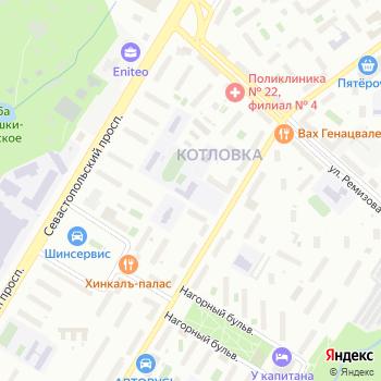 Средняя общеобразовательная школа №568 на Яндекс.Картах