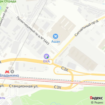 ИнформКурьер-Связь на Яндекс.Картах