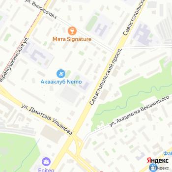 Средняя общеобразовательная школа №522 на Яндекс.Картах