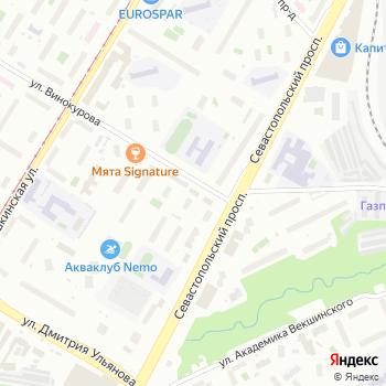 Почта с индексом 117447 на Яндекс.Картах