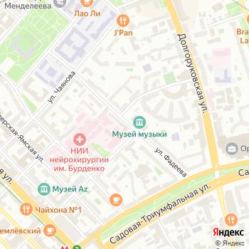 Dafnalux на Яндекс.Картах