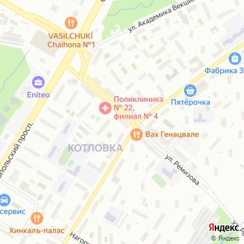 Элфорт на Яндекс.Картах