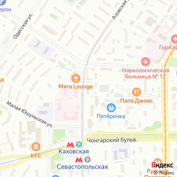 Главное архивное Управление Московской области на Яндекс.Картах