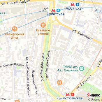 Валютно-финансовый департамент на Яндекс.Картах