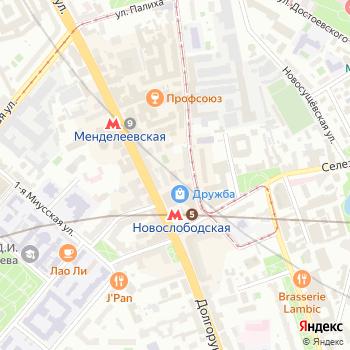 РКК на Яндекс.Картах