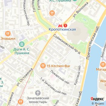РОО СППН на Яндекс.Картах